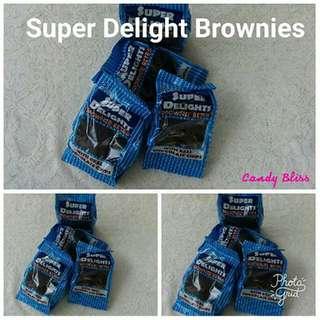 Super Delight Brownies Per Box