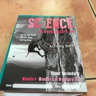 Science Around Us Sec 4 N Level