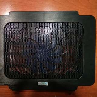 notebook cooling pad with free brand new clip fan