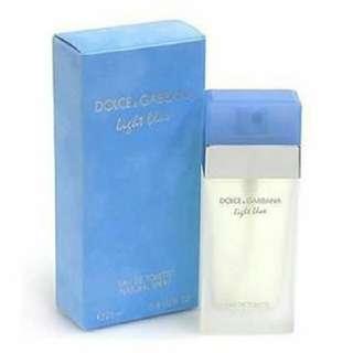 Dolce and Gabbana LIGHT BLUE WOMEN