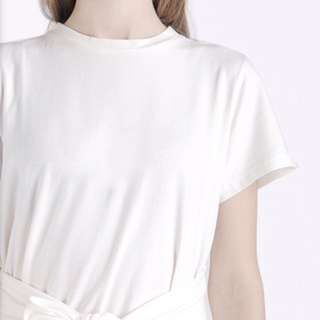 Short Sleeved off white brielle
