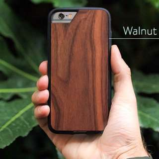 Mous Real Walnut iPhone 6 Case