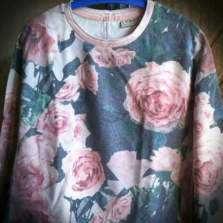 Baju Atasan Shabby Brand NEXT Authentic