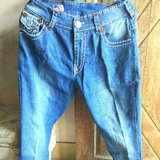 Celana Jeans Model Pipe Brand US Ori