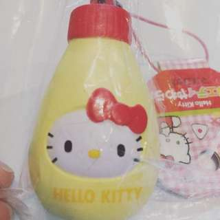 Hello Kitty Bento Series Mayo Squishy
