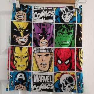 Marvel Comics Skirt