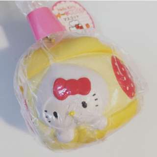 Hello Kitty Creampuff Squishy
