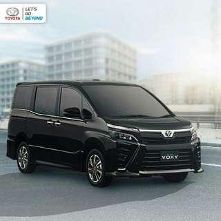 All New Toyota Voxy (Baby Vellfire)