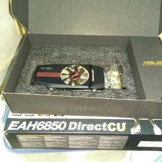 Asus Radeon Hd6850 1gb Ddr5 Used.