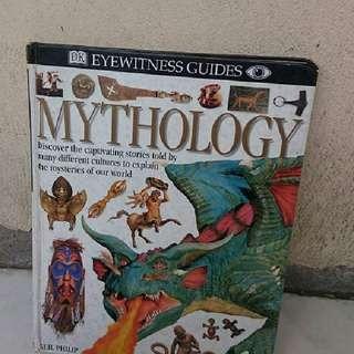 DK Eyewitness Guides: Mythology (Neil Philip)