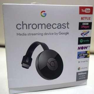 Chromecast 2 BRAND NEW!