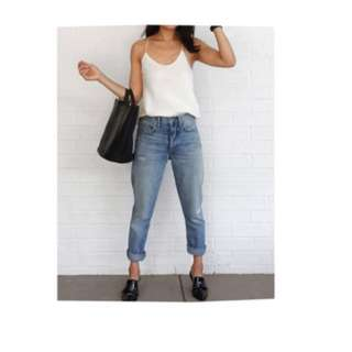Sass and Bide Ripped Jeans size 6