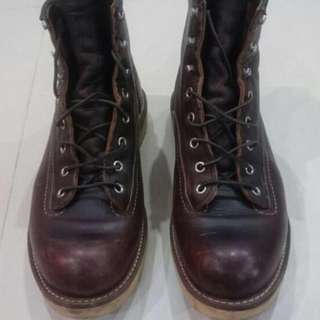 Red Wing Lineman 2906 Boots