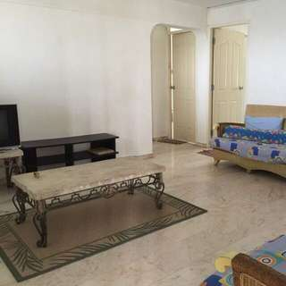 3 Bedrooms For Rental (Pay Half Deposit)