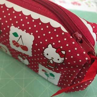 Brand New Hello Kitty Pencil Case