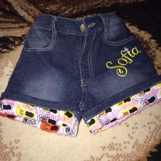 Hot pants sofia