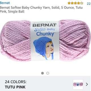 Bernat Softee Baby Chunky Yarn - 140g