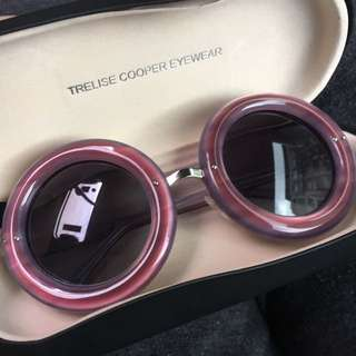 Trelise Cooper Phat Girl Slim Sunglasses **GENUINE**