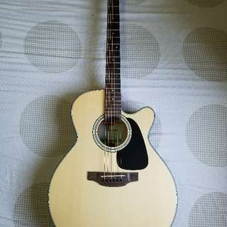 Takamine ED1NC-NS / Taka-mini Acoustic Electric Guitar