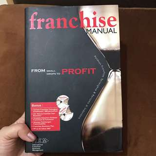 Franchise Manual By IFBM