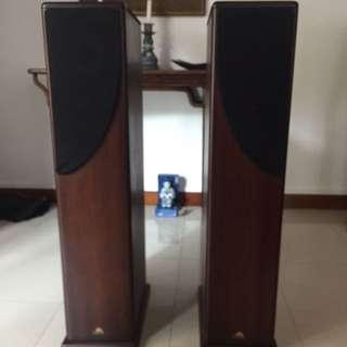 Castle Speakers (free)