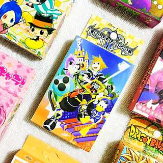 Kingdom Hearts Playing Cards