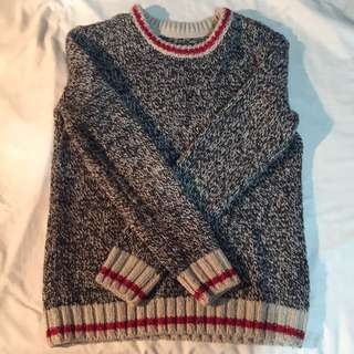 Roots Knitted Sweater