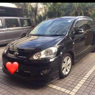 Toyota IPSUM 240s