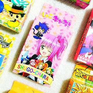 Shugo Chara Playing Cards
