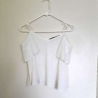 white top - Glassons
