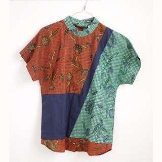 Blouse Batik DAYS by Danar Hadi