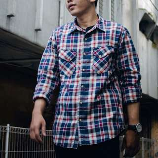 Promo all item Rp.150.000 Flannel Hybridoutfitters original