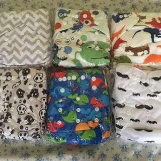 New ALVA BABY cloth diaper