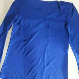 Unbranded blue longsleeves