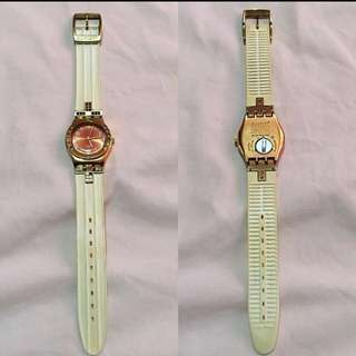 Original Swiss Swatch Watch