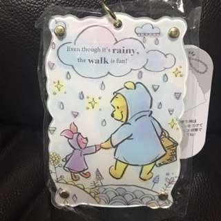 Winnie the Pooh cardholder $168
