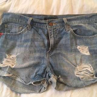 Denim Shorts Levi's
