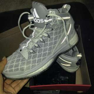 D Rose 6 Boost - Basketball Shoes