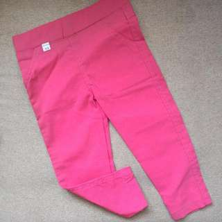 Girl's Stretchy Pants