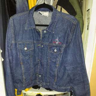 Vintage Baby Phat Jean Jacket