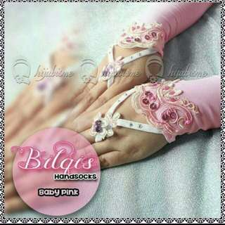 Lace Muslimah Handsock