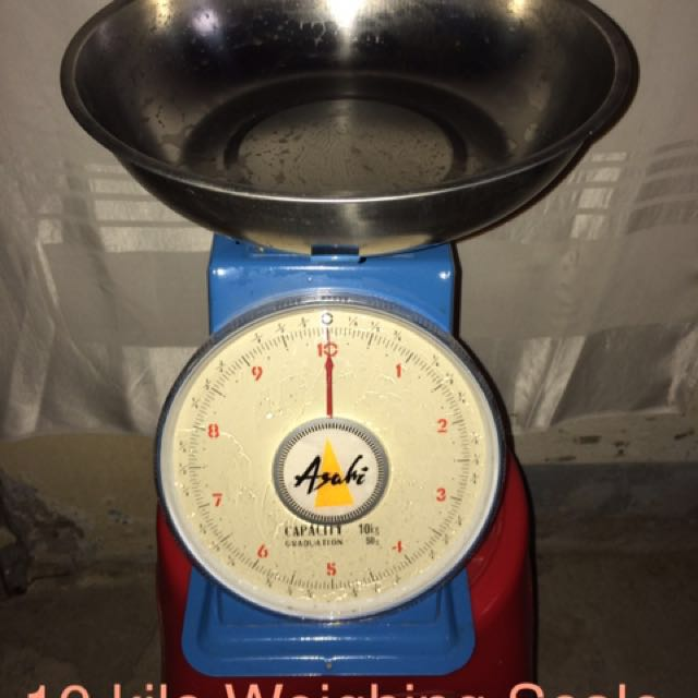 10 Kilo Weighing Scale