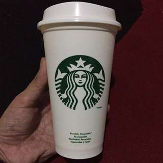 Tumbler Starbucks Reusable