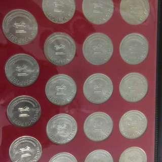 Sg $1 coin