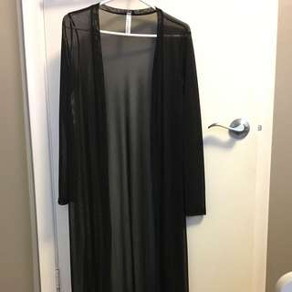 Long Cardigan From M Boutique