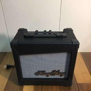 翰音10瓦電吉他音箱(新手音箱 10W 小音箱)
