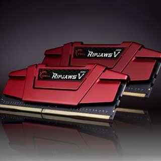 Ripjaws V DDR4 16GB (8GBx2)