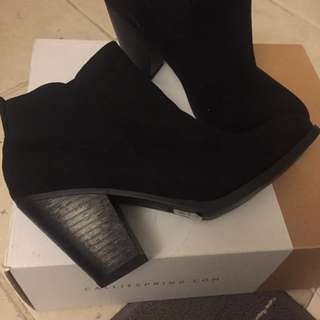 BRAND NEW Call it Spring Ankle Boots