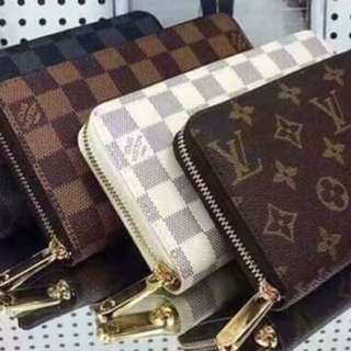 LV wallets