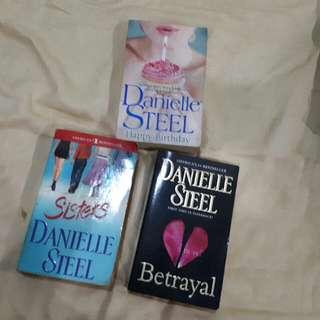 Danielle Steel's Books